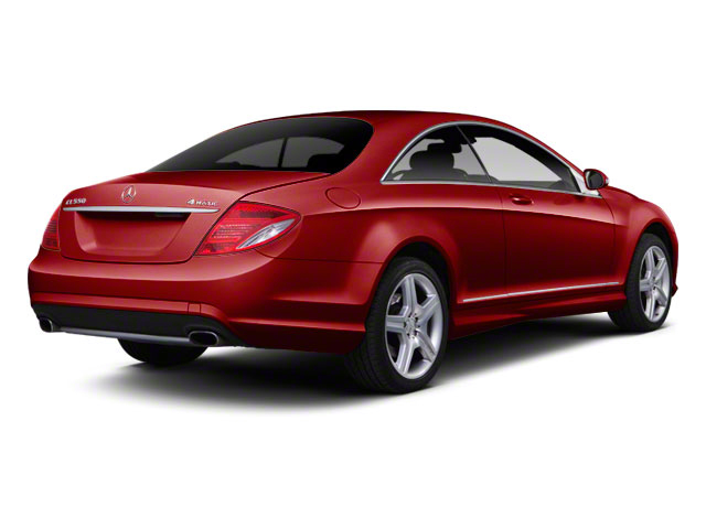 Barolo Red Metallic 2012 Mercedes-Benz CL-Class Pictures CL-Class Coupe 2D CL550 AWD photos rear view