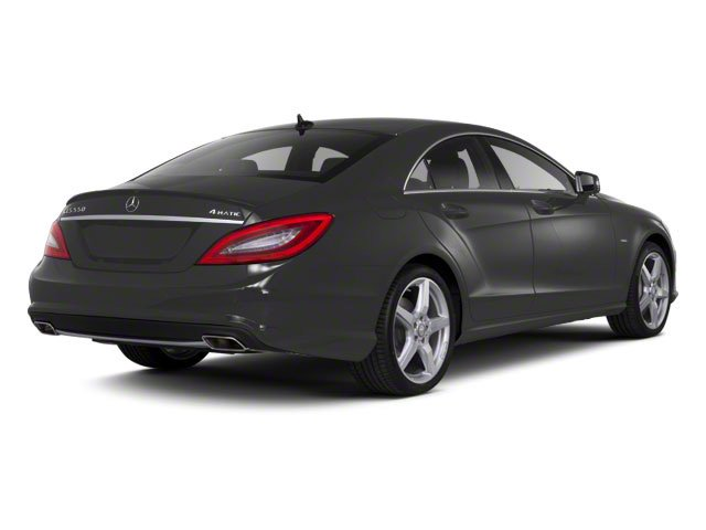 designo Graphite Metallic 2012 Mercedes-Benz CLS-Class Pictures CLS-Class Sedan 4D CLS63 AMG photos rear view