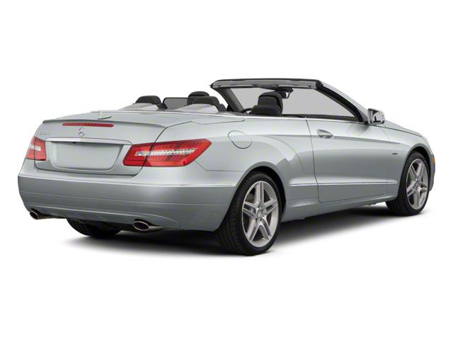 designo Magno Alanite Grey Matte 2012 Mercedes-Benz E-Class Pictures E-Class Convertible 2D E350 photos rear view