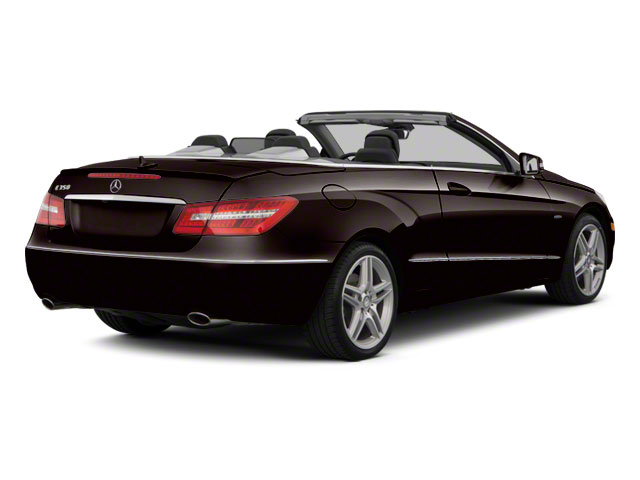 designo Mystic Brown Metallic 2012 Mercedes-Benz E-Class Pictures E-Class Convertible 2D E350 photos rear view