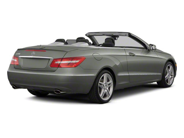 Olivine Grey Metallic 2012 Mercedes-Benz E-Class Pictures E-Class Convertible 2D E350 photos rear view