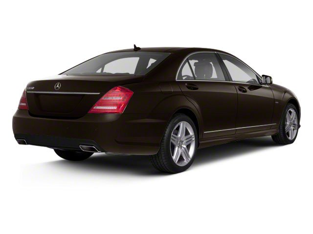 Dolomite Brown Metallic 2012 Mercedes-Benz S-Class Pictures S-Class Sedan 4D S63 AMG photos rear view
