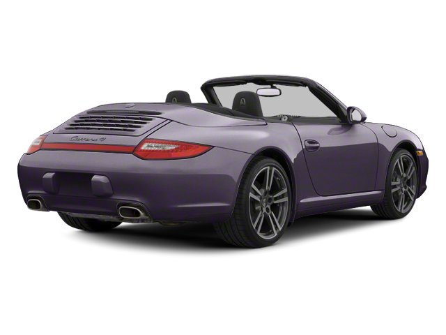 Amethyst Metallic 2012 Porsche 911 Pictures 911 Cabriolet 2D 4S AWD photos rear view
