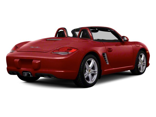 Ruby Red Metallic 2012 Porsche Boxster Pictures Boxster Roadster 2D photos rear view