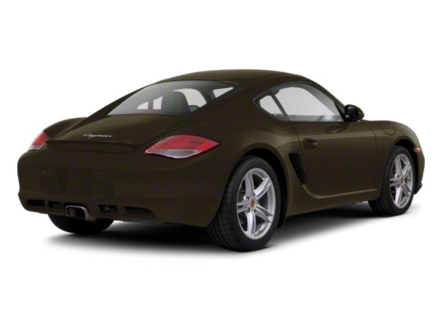 Macadamic Metallic 2012 Porsche Cayman Pictures Cayman Coupe 2D photos rear view