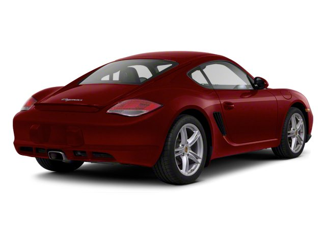 Ruby Red Metallic 2012 Porsche Cayman Pictures Cayman Coupe 2D photos rear view