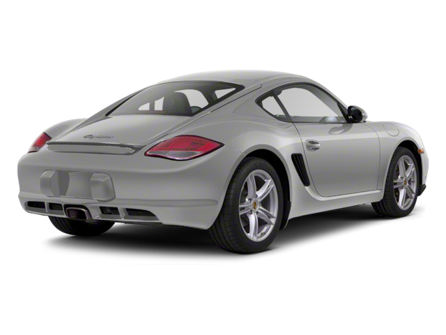 GT Silver Metallic 2012 Porsche Cayman Pictures Cayman Coupe 2D photos rear view