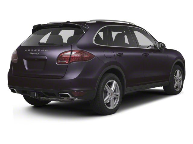 Amethyst Metallic 2012 Porsche Cayenne Pictures Cayenne Utility 4D S AWD (V8) photos rear view