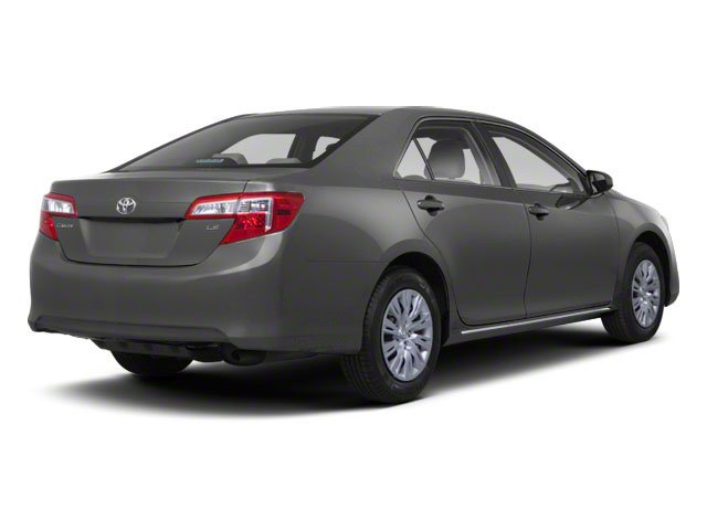 Magnetic Gray Metallic 2012 Toyota Camry Pictures Camry Sedan 4D LE photos rear view