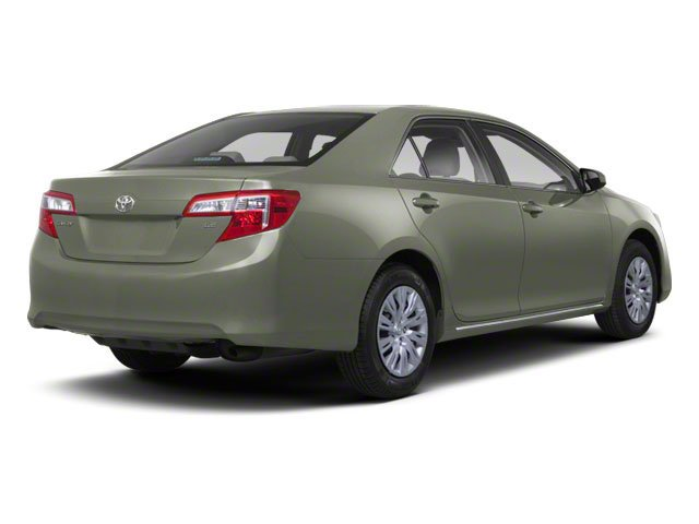 Cypress Pearl 2012 Toyota Camry Pictures Camry Sedan 4D LE photos rear view