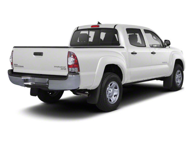 Super White 2012 Toyota Tacoma Pictures Tacoma Base 2WD photos rear view