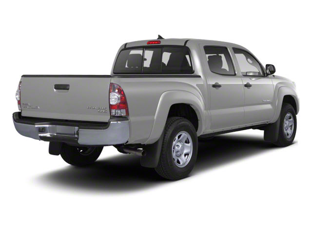 Silver Streak Mica 2012 Toyota Tacoma Pictures Tacoma Base 2WD photos rear view