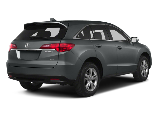 Graphite Luster Metallic 2013 Acura RDX Pictures RDX Utility 4D 2WD photos rear view