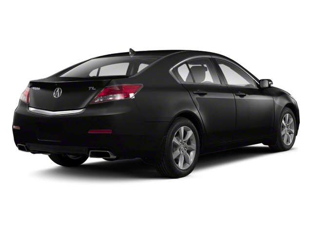 Crystal Black Pearl 2013 Acura TL Pictures TL Sedan 4D Technology V6 photos rear view
