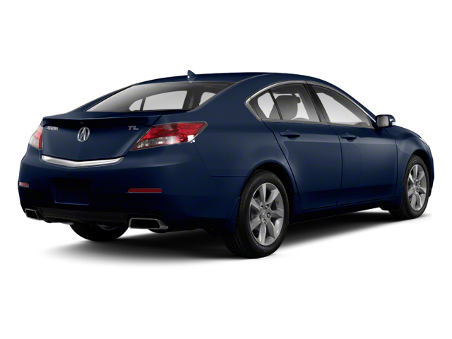 Fathom Blue Pearl 2013 Acura TL Pictures TL Sedan 4D Technology V6 photos rear view