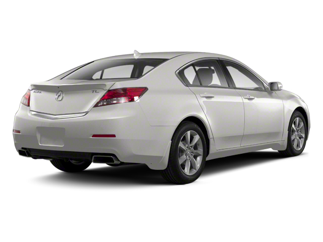Silver Moon 2013 Acura TL Pictures TL Sedan 4D Technology V6 photos rear view