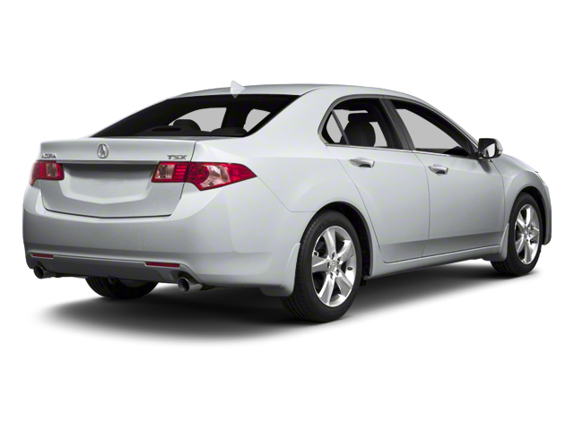 Forged Silver Metallic 2013 Acura TSX Pictures TSX Sedan 4D Technology I4 photos rear view