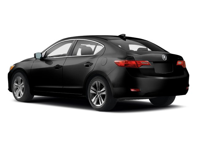 Crystal Black Pearl 2013 Acura ILX Pictures ILX Sedan 4D photos rear view