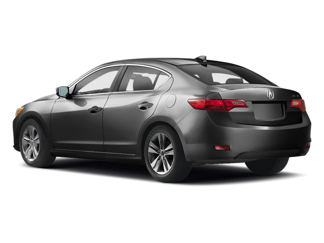 Polished Metal Metallic 2013 Acura ILX Pictures ILX Sedan 4D photos rear view
