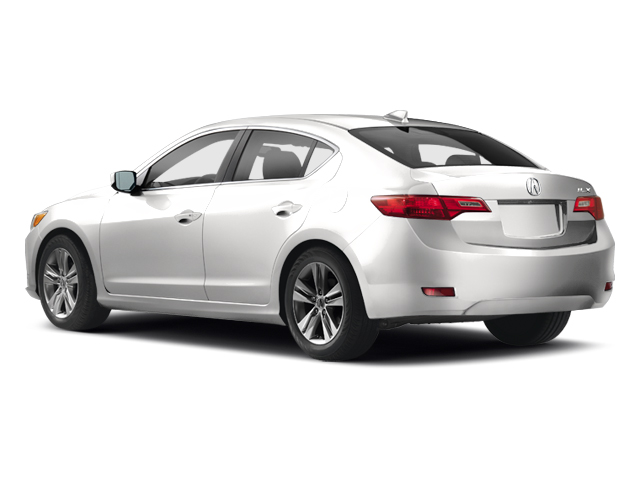 Bellanova White Pearl 2013 Acura ILX Pictures ILX Sedan 4D photos rear view