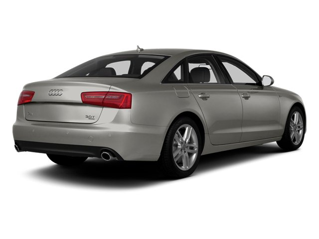 Quartz Gray Metallic 2013 Audi A6 Pictures A6 Sedan 4D 2.0T Premium AWD photos rear view