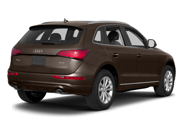 Teak Brown Metallic 2013 Audi Q5 Pictures Q5 Utility 4D 3.0T Prestige S-Line AWD photos rear view