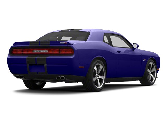 Plum Crazy Pearl 2013 Dodge Challenger Pictures Challenger Coupe 2D SRT-8 V8 photos rear view