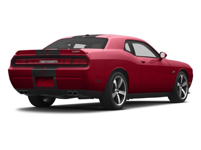 Redline (3) Coat Pearl 2013 Dodge Challenger Pictures Challenger Coupe 2D SRT-8 V8 photos rear view