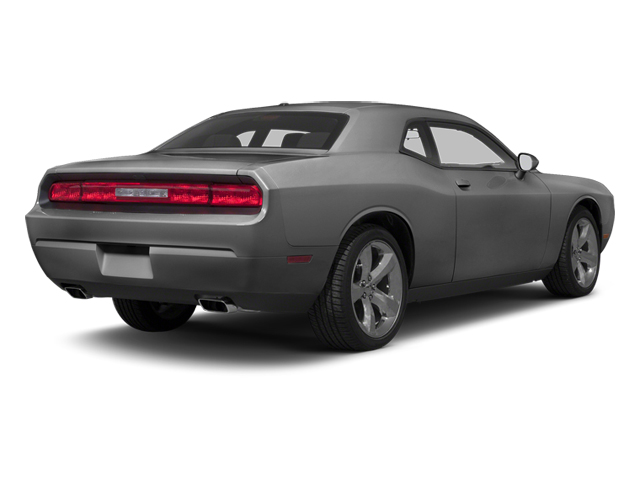 Granite Crystal Metallic 2013 Dodge Challenger Pictures Challenger Coupe 2D R/T V8 photos rear view