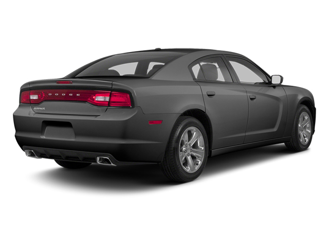 Granite Crystal Metallic 2013 Dodge Charger Pictures Charger Sedan 4D R/T AWD V8 photos rear view