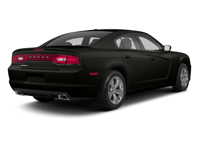 Phantom Black (3) Coat Pearl 2013 Dodge Charger Pictures Charger Sedan 4D R/T AWD V8 photos rear view