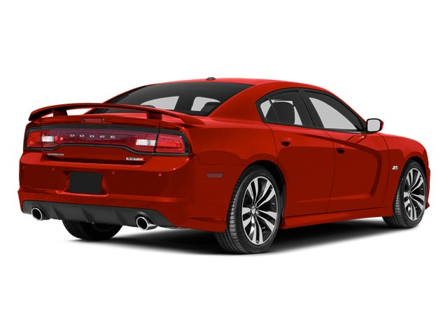 Torred 2013 Dodge Charger Pictures Charger Sedan 4D SRT-8 V8 photos rear view