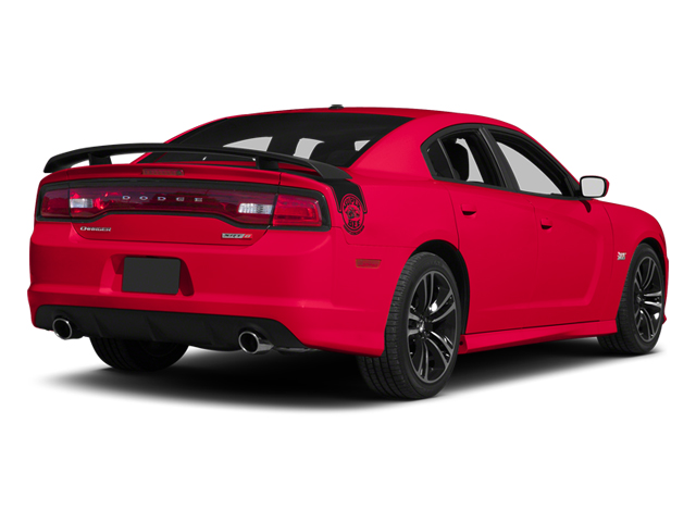 Torred 2013 Dodge Charger Pictures Charger Sedan 4D SRT-8 Super Bee V8 photos rear view