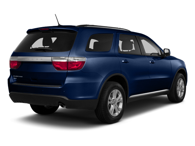 True Blue Pearl 2013 Dodge Durango Pictures Durango Utility 4D Crew 2WD photos rear view