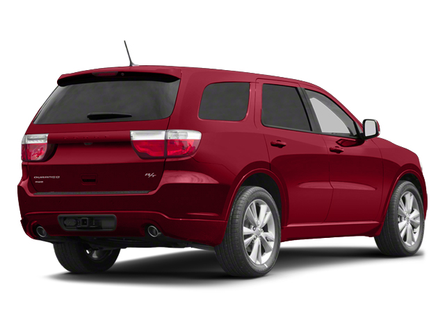Deep Cherry Red Crystal Pearl 2013 Dodge Durango Pictures Durango Utility 4D Citadel AWD photos rear view