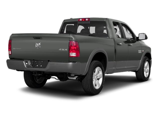 Mineral Gray Metallic 2013 Ram Truck 1500 Pictures 1500 Quad Cab Outdoorsman 2WD photos rear view