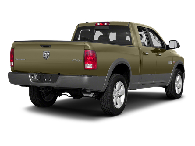 Prairie Pearl 2013 Ram Truck 1500 Pictures 1500 Quad Cab Outdoorsman 2WD photos rear view