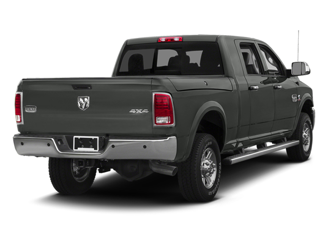 Mineral Gray Metallic 2013 Ram Truck 2500 Pictures 2500 Mega Cab Limited 4WD photos rear view