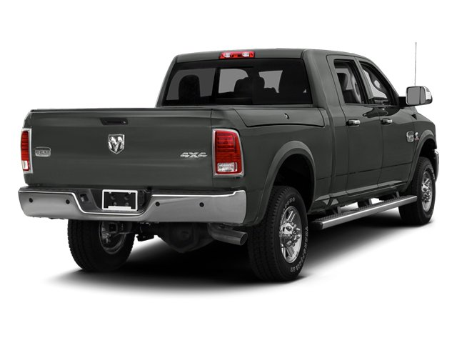 Mineral Gray Metallic 2013 Ram Truck 2500 Pictures 2500 Mega Cab SLT 2WD photos rear view