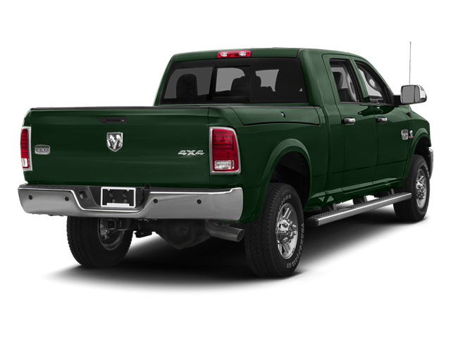 Timberline Green Pearl 2013 Ram Truck 2500 Pictures 2500 Mega Cab SLT 2WD photos rear view