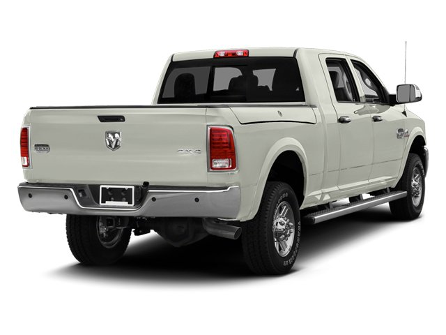 Bright White 2013 Ram Truck 2500 Pictures 2500 Mega Cab SLT 2WD photos rear view