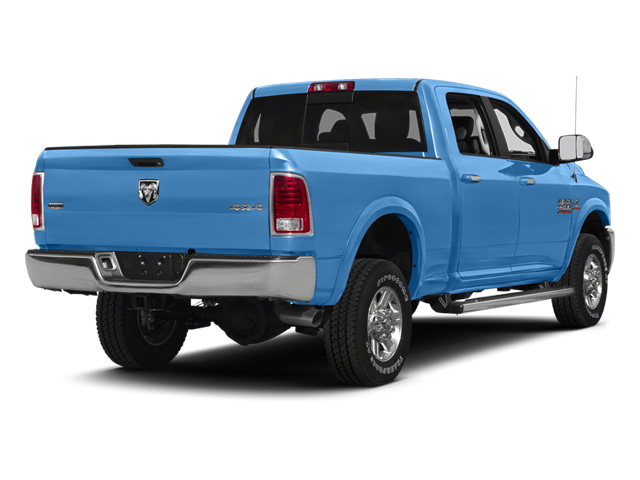 Robin Egg Blue 2013 Ram Truck 2500 Pictures 2500 Crew Cab SLT 4WD photos rear view