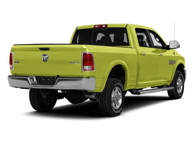 National Fire Safety Lime Yellow 2013 Ram Truck 2500 Pictures 2500 Crew Cab SLT 4WD photos rear view