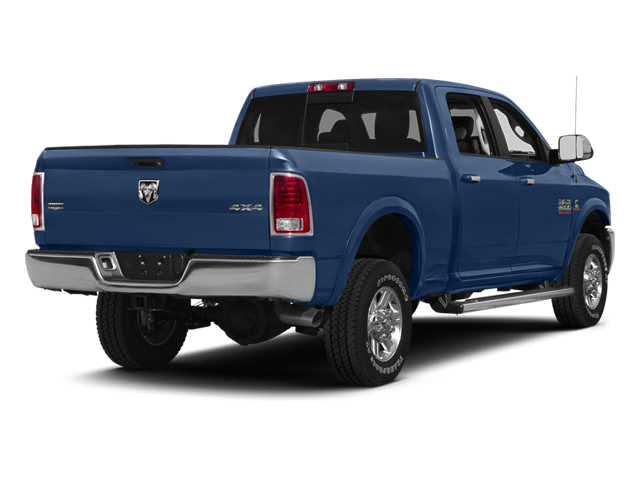 Midnight Blue Pearl 2013 Ram Truck 2500 Pictures 2500 Crew Cab Outdoorsman 4WD photos rear view