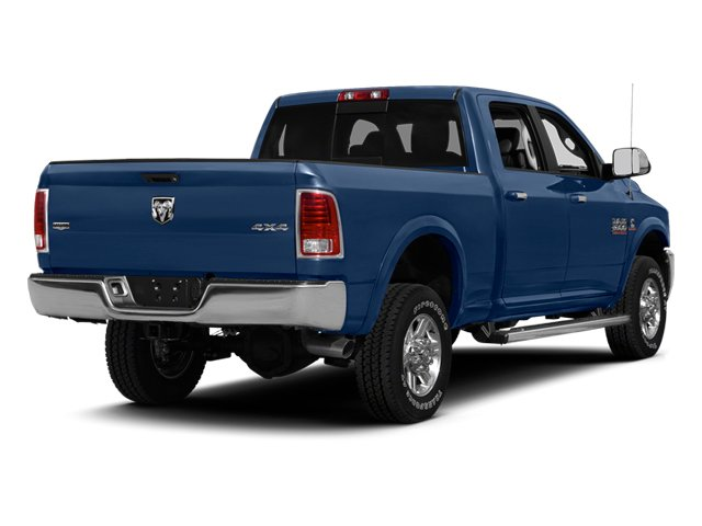 Midnight Blue Pearl 2013 Ram Truck 2500 Pictures 2500 Crew Cab SLT 4WD photos rear view