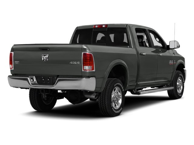 Mineral Gray Metallic 2013 Ram Truck 2500 Pictures 2500 Crew Cab Longhorn 2WD photos rear view