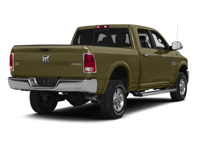 Prairie Pearl 2013 Ram Truck 2500 Pictures 2500 Crew Cab SLT 4WD photos rear view