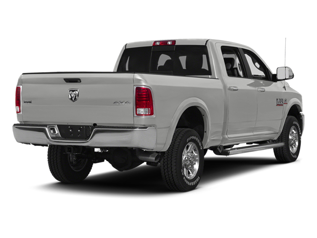 Bright Silver Metallic 2013 Ram Truck 2500 Pictures 2500 Crew Cab Laramie 4WD photos rear view