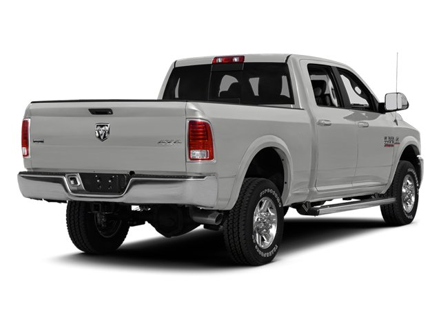 Bright Silver Metallic 2013 Ram Truck 2500 Pictures 2500 Crew Cab SLT 4WD photos rear view