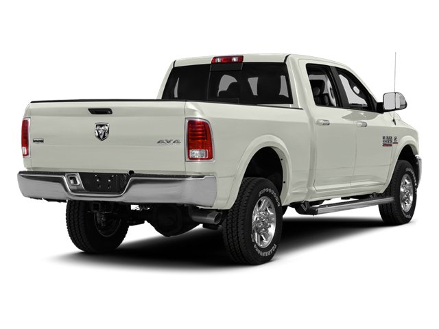 Bright White 2013 Ram Truck 2500 Pictures 2500 Crew Cab Laramie 4WD photos rear view